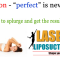 liposuction - body image - perfect never ending